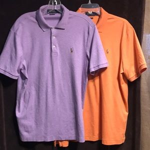 Two for one price polo shirts Ralph Lauren bundle